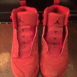 Jordan's size 5